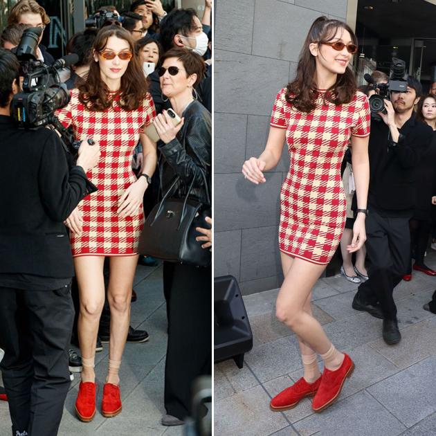 Bella戀上肉色絲襪 這幾款爆款襪讓你美開掛