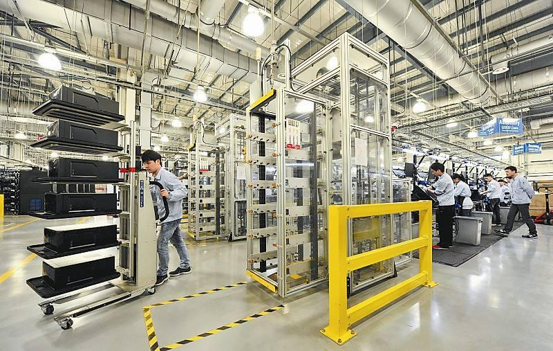 前7月四川规上工业增加值同比增长8.1% 增速比全国高1.5个百分