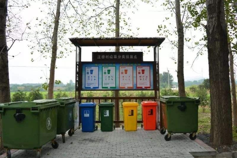 今年 自贡30%以上的村实现垃圾分类处理