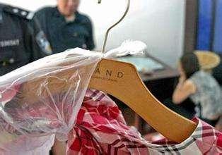 偷五件衣服总价值超15000元 达州女子获刑14个月