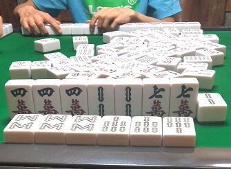 上班时间打麻将赌博 广元两公职人员被严处