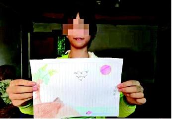 10岁女孩接受骨髓移植手术 希望妈妈能陪自己渡过难关