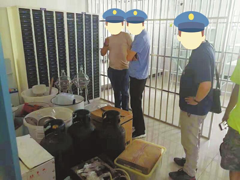 入室盗窃发现大量塑料袋 绵阳小偷懂行牵出特大制贩毒案