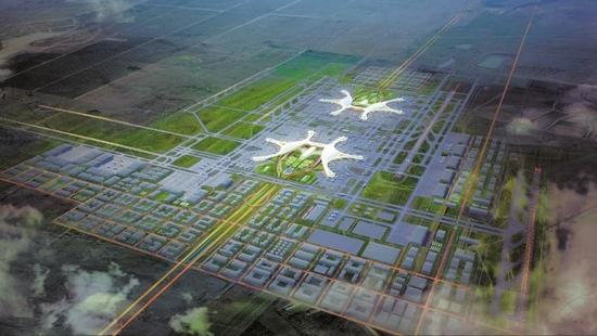 成都拟建西部对外交往中心:33个重大项目清单出炉