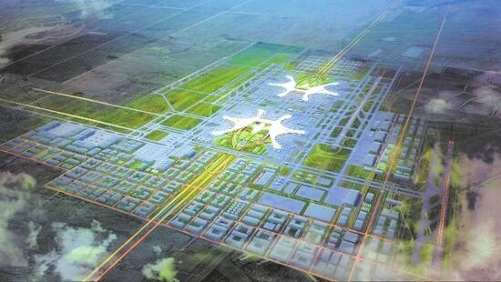 成都拟建西部对外交往中心 33个重大项目力争2022年前完成