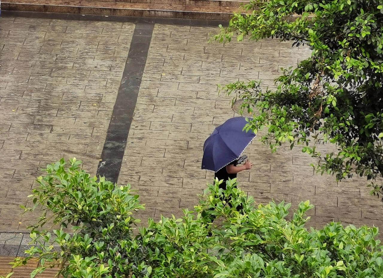 儿童节晚上有户外活动计划的赶紧取消 四川盆地有较强降雨