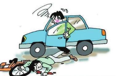8旬老太被车撞倒又被两车碾轧致死 首车司机获刑