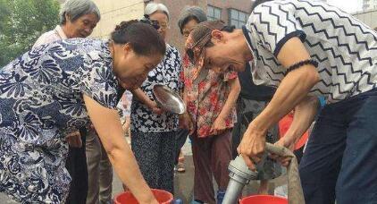 记得储水:雅安多营镇停水 城区部分用户将会缺水