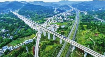 汉巴南铁路南充至巴中段初步设计方案基本确定