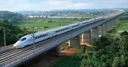 成南达万高铁2019年底前开工 设计时速350公里