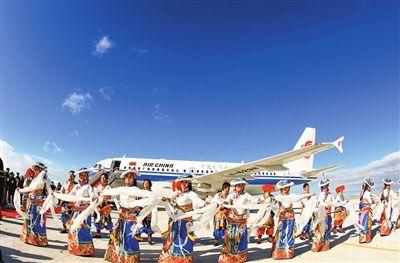 甘孜成为四川首个拥有3座民用机场的市州