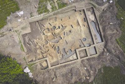 揭秘古蜀先民何方来 大邑高山古城发现新石器时代遗存