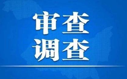 旺苍县审计局党组书记、局长张天栋主动投案 接受审查调查