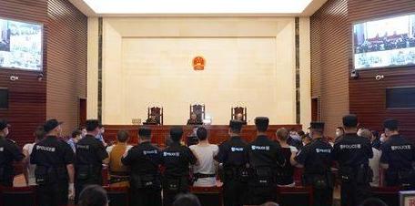 四川省高院对一起重大涉黑案件进行二审宣判