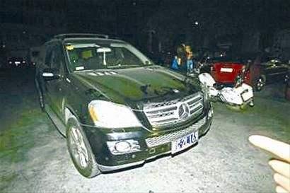 不满前妻新交男友 男子驾车撞车辆被刑拘