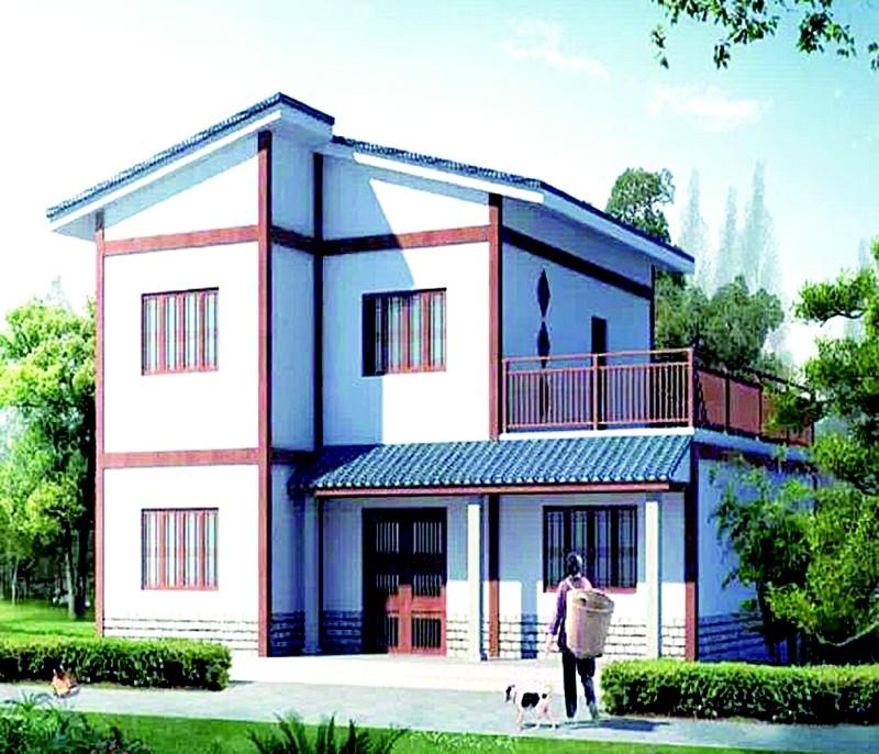 《四川省装配式农村住房图册》发布 涵盖混凝土结构和钢结构