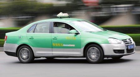 成都开出最严出租车罚单 8辆出租汽车特许经营权遭收回