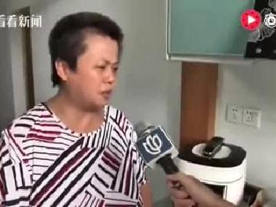 视频:阿姨花6000买帅康燃气具 到手却成帅一康
