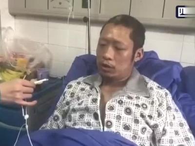 视频:泸州叙永山体滑坡获救者:不到3秒房子就塌了