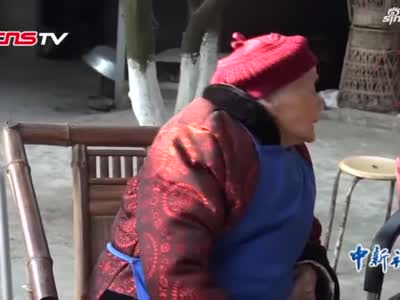 视频|炫乐彩票最牛00后:出生在清朝 家中已六世同堂