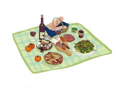 你和秋天还差一个野餐 成都秋季野餐指南来了