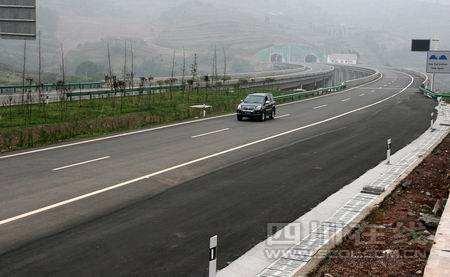 成简快速路工程项目建议书获批 起于五环止于金简黄快速