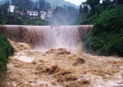 山洪灾害气象预警:四川重庆陕西易发山洪