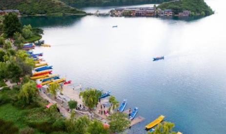 四川泸沽湖景区1月20日起暂停对外开放