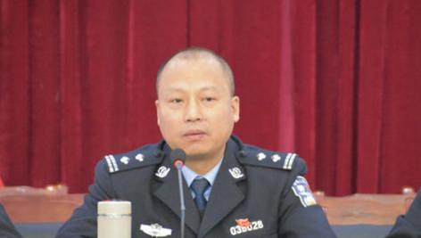 成了四川被留置第一人的落马公安局长 竟是黑恶势力的保护伞