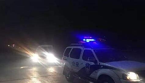 男子驾车肇事逃逸 宜宾筠连公安循线追踪劝其主动投案