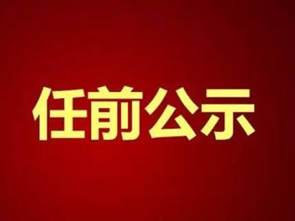 四川发布5名干部任前公示 3人拟任正厅级领导职务