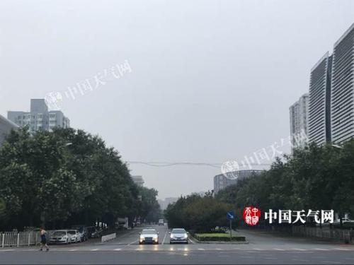 北京今夜起将迎台风雨 平均大雨局地暴雨