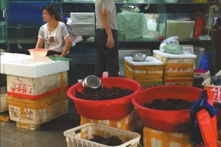 暴雨浇凉小龙虾生意降4成 成都吃虾旺季提前结束