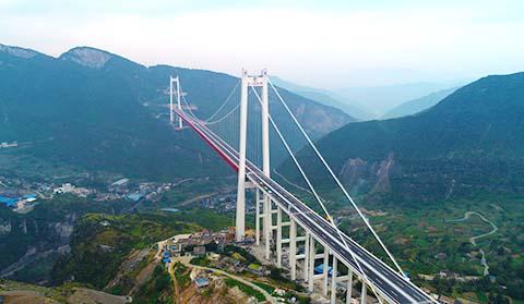 2019年四川交通成绩单:完成投资1805亿元