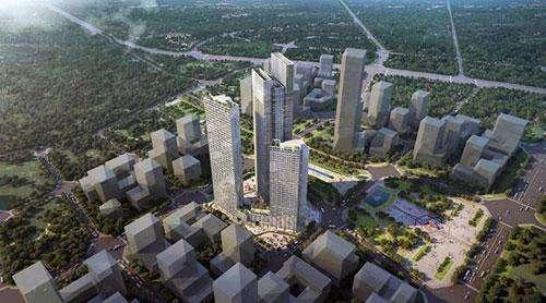 蓉平:加快建设产业功能区