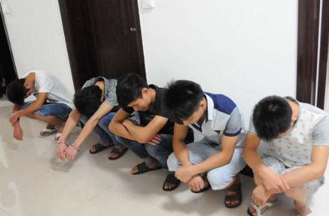 沈阳破获特大网络诈骗案 26人团伙利用虚假期货诈骗过亿
