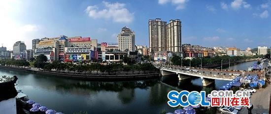 自贡自流井区签约13个项目 60亿建设智慧物流小镇