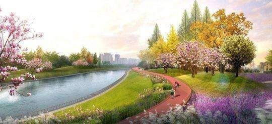 锦江绿道(二期)项目建议书获批 全长62.79公里