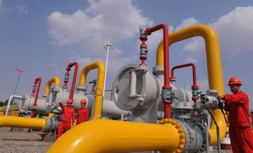 成都发布管道天然气配气价格 非居民用气1.21元/立方米