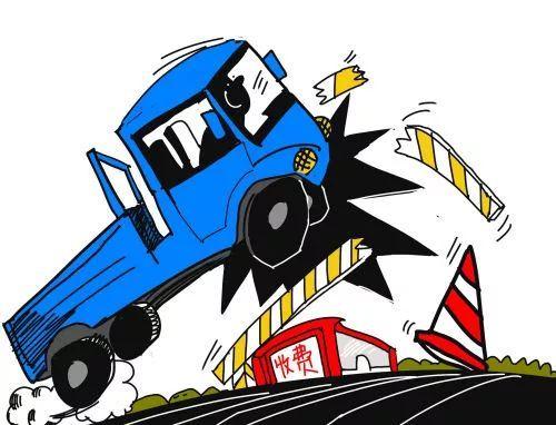 摩的冲出查酒驾点位40多米后被捕 但不因酒驾