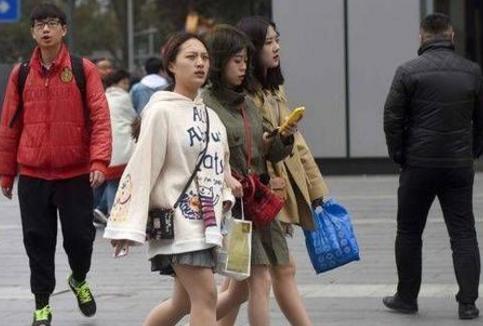 广安发布强降温天气警报 三天气温骤降7℃