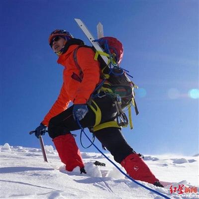 8勇士登顶重测珠峰 支援组组长是个汶川羌族小伙