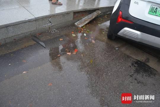 開共享汽車先撞私家車再撞路沿石后逃逸 小伙被拘留5日