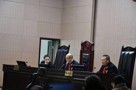 法检两长同庭履职审判恶势力集团犯罪案 21岁带头大哥被判20年