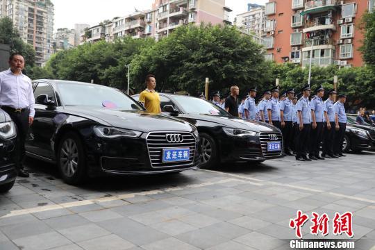 重庆警方破获特大网络诈骗案 涉案金额逾亿元