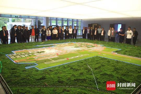 天府国际机场明年建成竣工 在第31届世界大学生运动会前通航投
