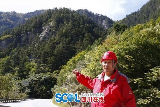 九寨沟景区89处地灾工程成景点