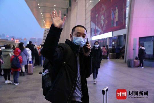 四川首位援鄂专家华西医院乔甫:最怕是对病毒的未知