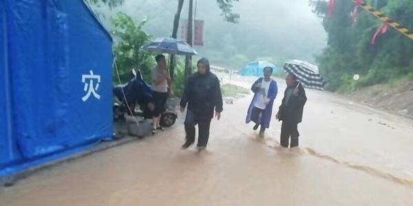 巴中强降雨已致3.4万余人受灾 多部门开展抢险救援