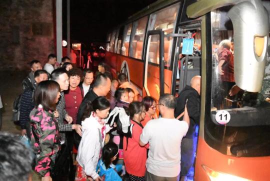 汶川已成功转移34000余游客 暴雨致7人遇难15人失联